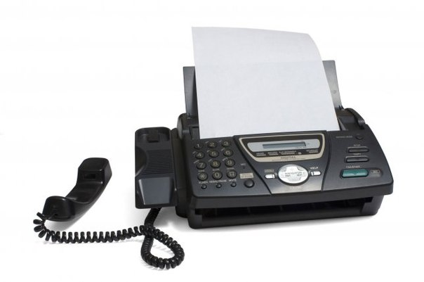 Факсимильный аппарат (факс).